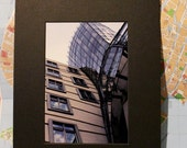 Frank Gehry's Dancing House, Prague, Czech Republic 5 x 7 Print