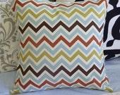 Decorative Pillows Cover- Premier Prints- Zoom Zoom Village  -  ONE 16x16