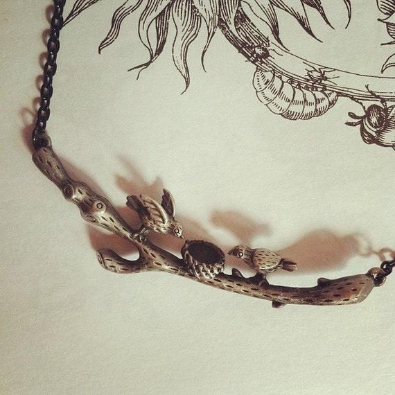Empty Nest Necklace