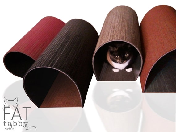 Fat Tabby Tubes-  Modern Cat Homes