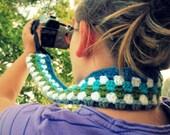 Crochet Camera Strap Cover