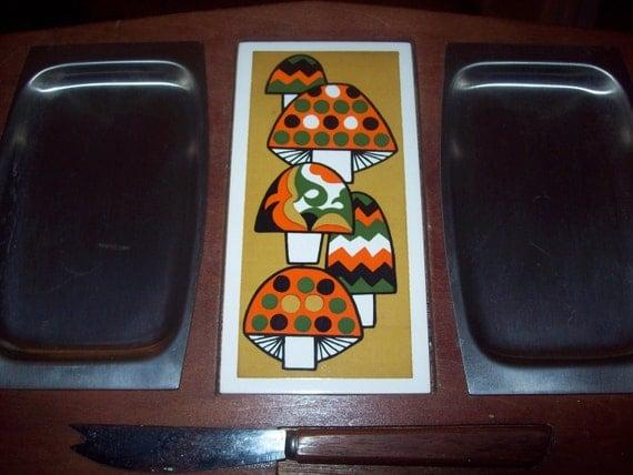 Cheeseboard Veggie Tray