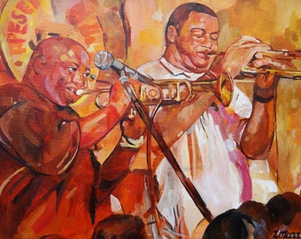 Jazz Musicians 2008