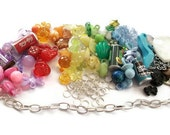 Gumball Charm Bracelet Kit, Create Your Own