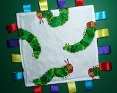 The Very Hungry Caterpillar Taggy Toy - RESERVED