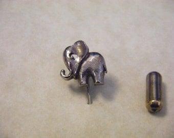 Vintage Elephant Stick Pin