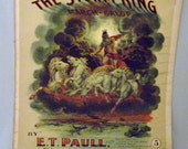 The Storm King, written and arranged by E. T. Paull 1902