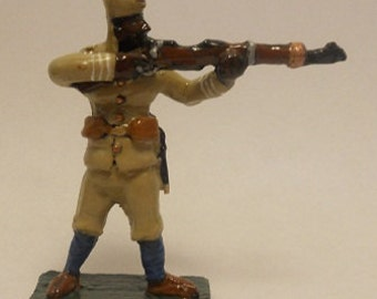 Toy Soldier of Africa