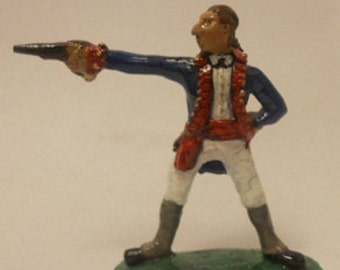 Toy Soldier of American Revolution