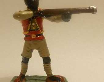 Toy Soldier West African Frontier Force of 1914