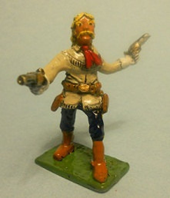 General Custer Toy Soldier