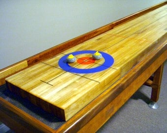 Curling Table