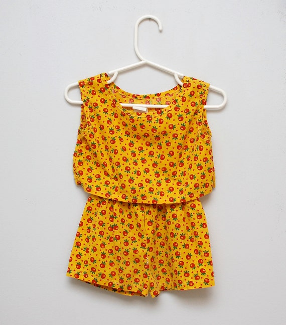 10% entire store - Vintage apple halter top outfit