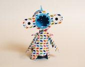 Paper Monster-Franklin