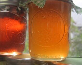 HOT DAMN Apple Cider Homemade Jelly