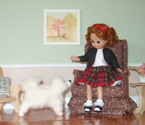 """Doll Clothes for 8"""" Betsy McCall and Friends"""