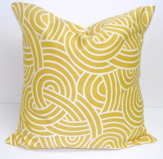 GOLD PILLOW COVER.14x14 inch.Decorative Pillow Cover..Home Decor.Housewares.Gold Pillow Cover.Gold Cushion Cover.cm.Citrine Yellow.Gold