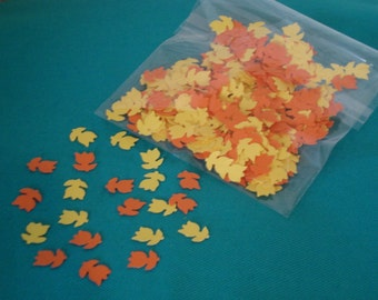400 Hand Punched 1/2 inch Tulip confetti