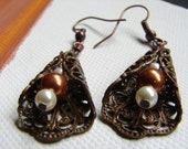 Free Shipping: Imperial Peapod Earrings