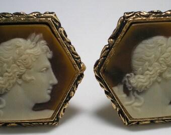 DANTE Cuff Links Museum Masterpiece APOLLO  Item  No: 16083