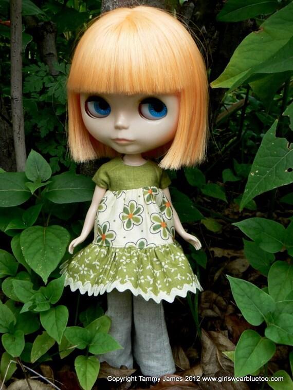 Modern Gypsy Dress for Blythe