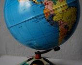 "1950's REPLOGLE 8 inch ""Globe Race"""
