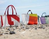 Sailcloth Beach Bag