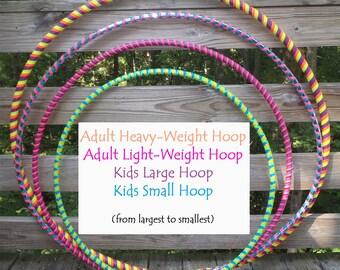 Kid's Hula Hoop - COLLAPSIBLE
