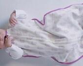 Snuggle bags / Sleeping Bags/ Sleep Sacks- Paisley
