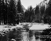 Yosemite Valley 4x6 Note Cards