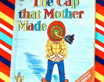 The Cap That Mother Made Vintage Children's Book
