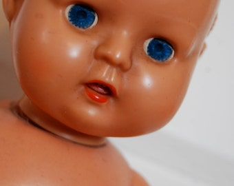 Vintage Baby Doll made in Hong Kong