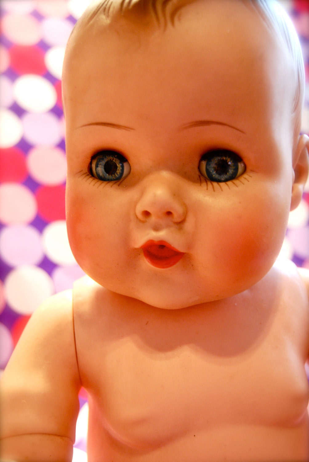 American Character Vintage Toodles Baby Doll