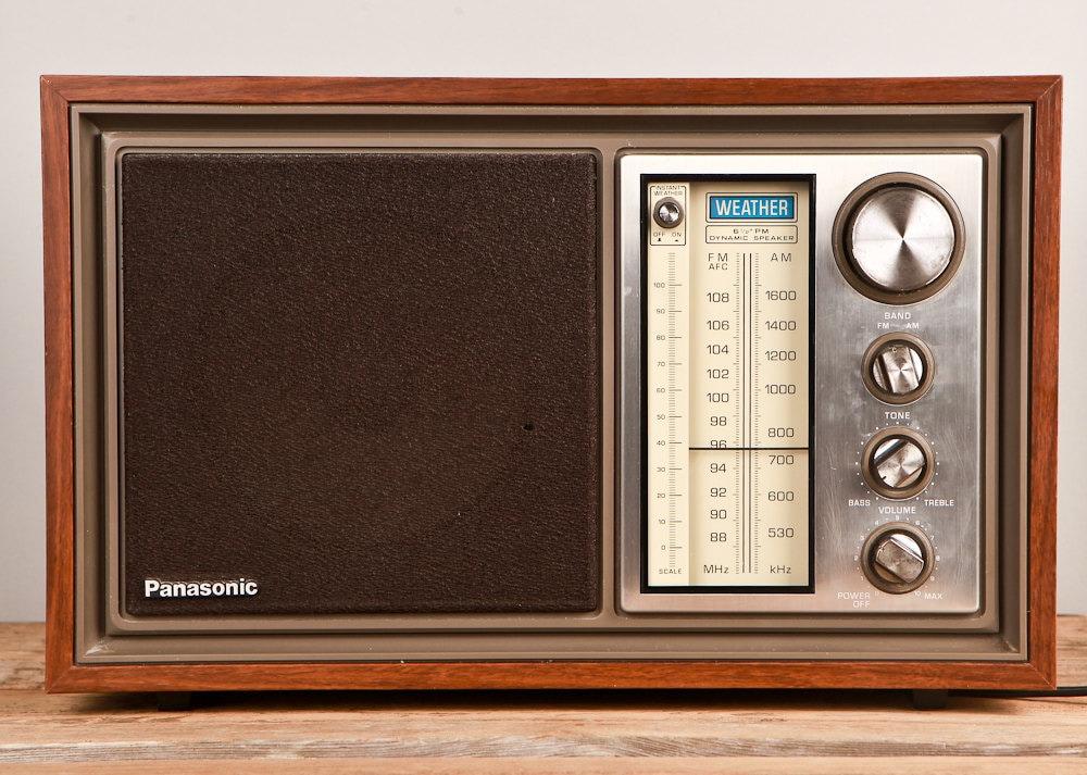 CQRXBT490U Panasonic AM/FM/MP3/WMA CD Player with ...  |Panasonic Truck Radio A5198