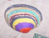 rainbow seashell