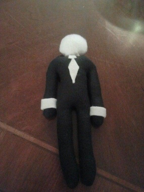 Slenderman Doll