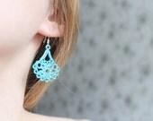 Set of 5 earrings - reserved for Tara Houlihan