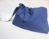 Royal Navy Repurposed Shoulder Bag Blue Eco Friendly Hand Bag