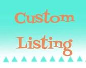 Custom Listing for Balvinder Singh Sekhon