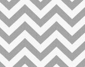 Zig zag gray (Set of 2), 16x16 inch Pillow Cover, Throw pillows, Pillow Case, Home Decor, Designer Fabric, Floral