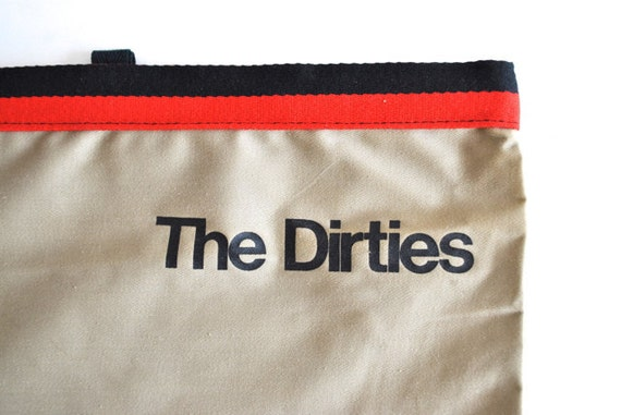Retro Laundry Bag