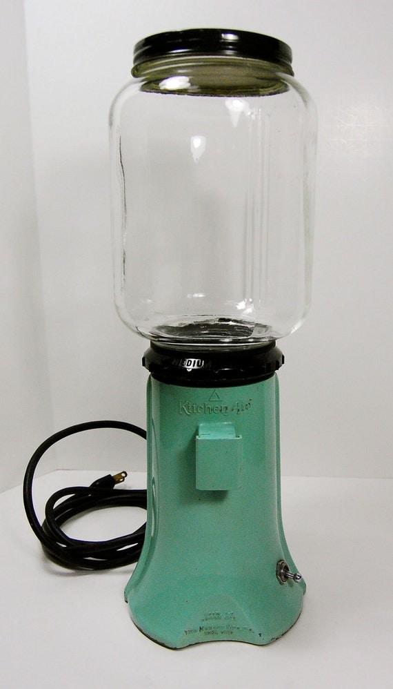 Kitchenaid A-9 Electric Burr Coffee Grinder. by SharpmAntiques