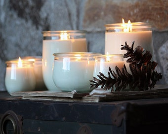 Modern Farmhouse Decor Candles
