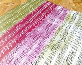 20 Sheets 6x6 Assorted Scrapbook Paperstock