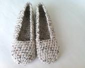 Crochet Family Slippers, Crochet adult house shoe, Simply Crochet slippers, CUSTOMIZE house shoe