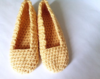 Crochet Family Slippers, Crochet adult house shoe, Simply Crochet slippers