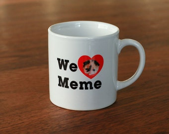 Tiny Meme Mug cup