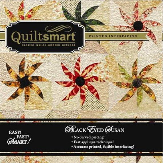 how to use quiltsmart interfacing