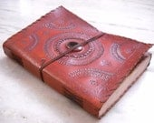 Centerstone Design Embossed Leather Journal 240 Handmade pages Leather Diary D5