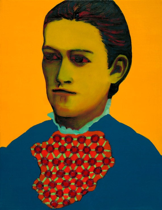 Agnes Pockles Art Print